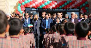 بزرگترین مرکز آموزشی فرهنگی دانشآموزی استان اصفهان به بهرهبرداری رسید